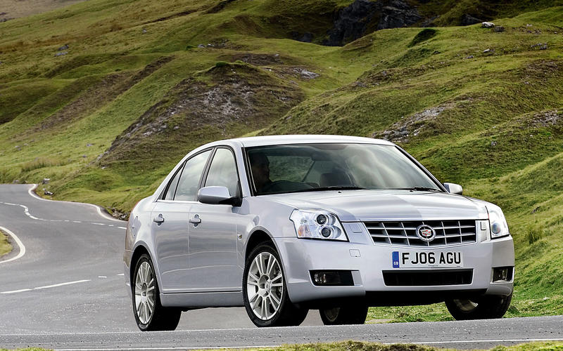 Cadillac BLS (2006-10)