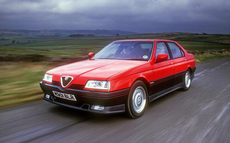 Alfa Romeo 164 Cloverleaf