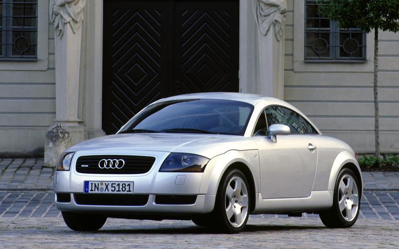Freeman Thomas' hit: Audi TT (first generation)