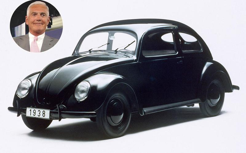 Bob Lutz - 1948 Beetle