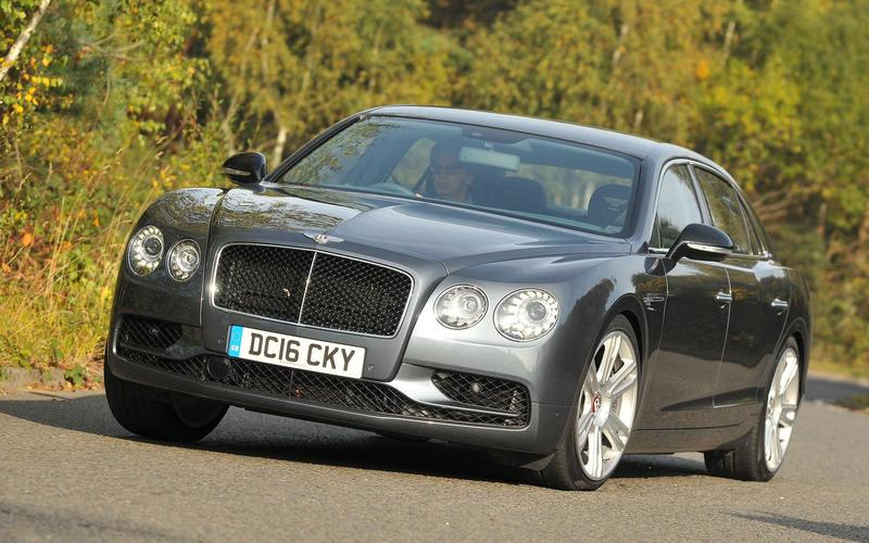 17: Bentley Continental Flying Spur