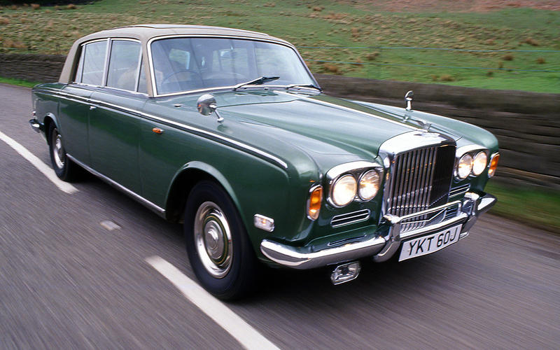 Rolls-Royce Silver Shadow (1965) – 2 MODELS