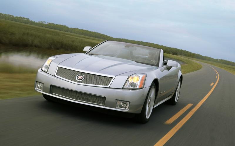 Cadillac XLR-V (2005)