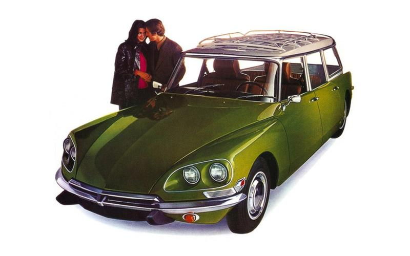 Citroën (1949-1974)