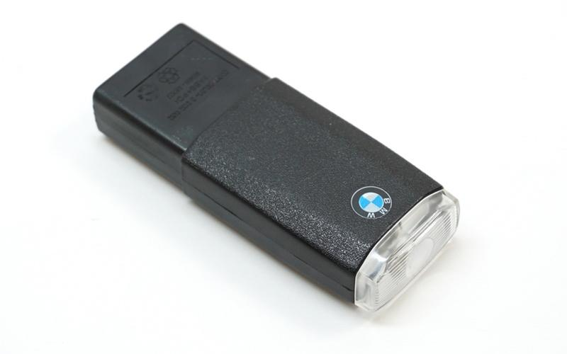 BMW glovebox torch (1976)