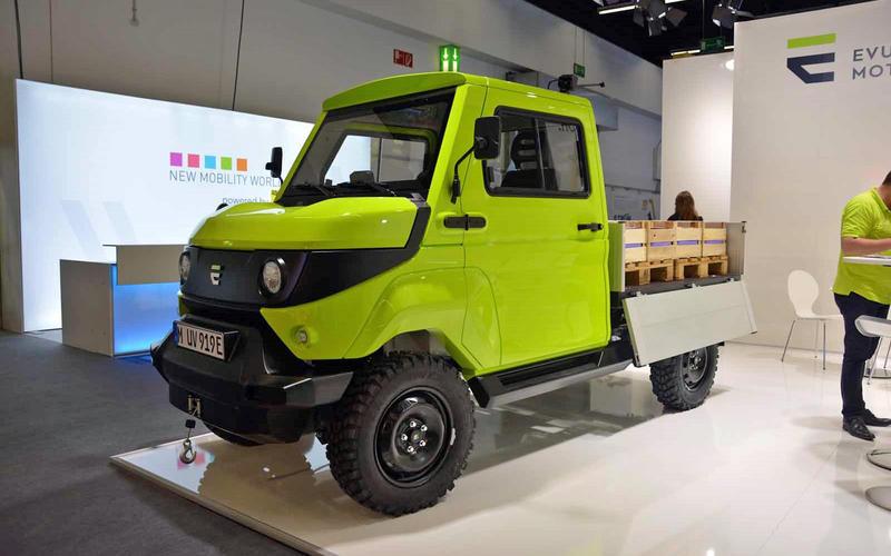 Evum Motors aCar