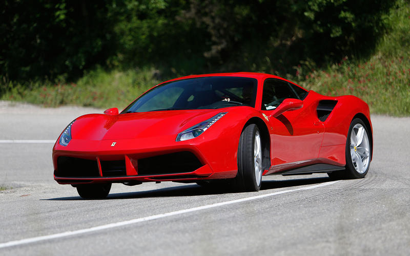 27: Ferrari – 3 recalls affecting 7 models
