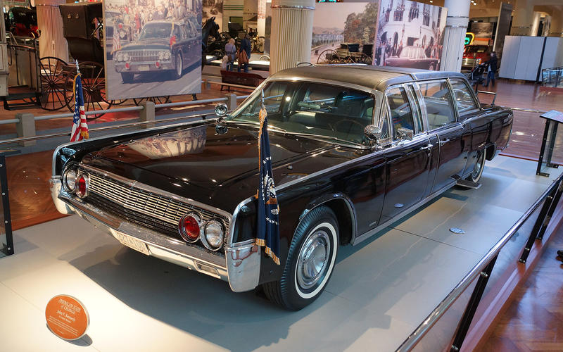 Lincoln Continental SS-100-X – 1961