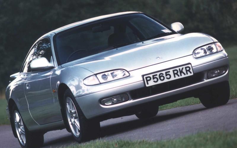 Mazda MX-6 – from £500