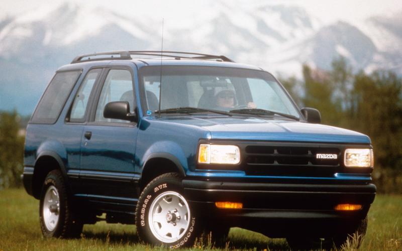 The Mazda Navajo (1990)