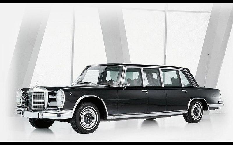 Mercedes-Benz 600 Pullman (1963)