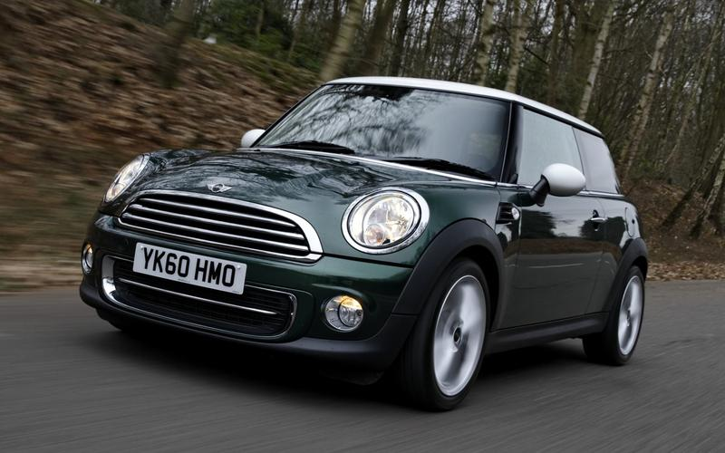 7: Mini Hatch (39,866 sold)