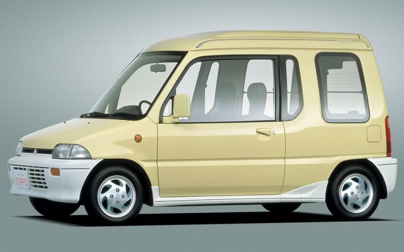 Mitsubishi Minica Toppo (1990)