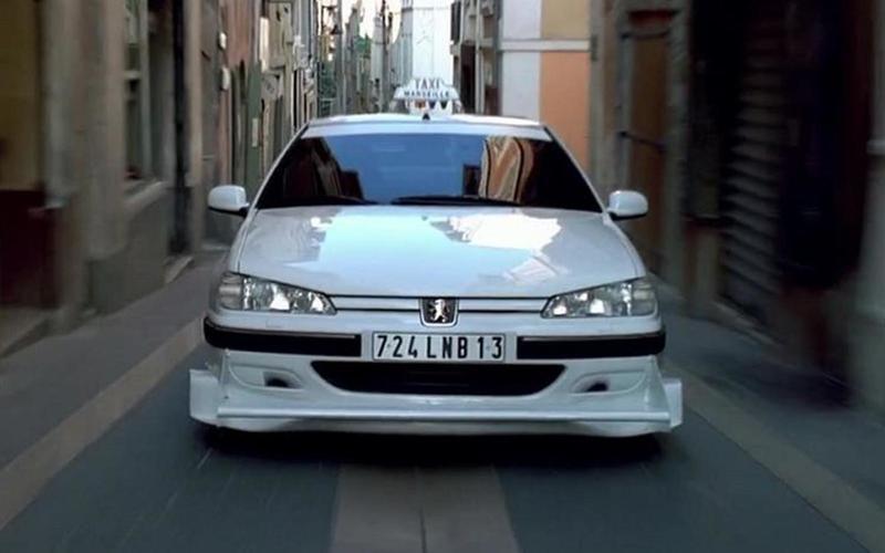 Peugeot 406 (Taxi, 1998)