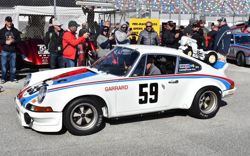 Porsche 911 Carrera RSR (1973)