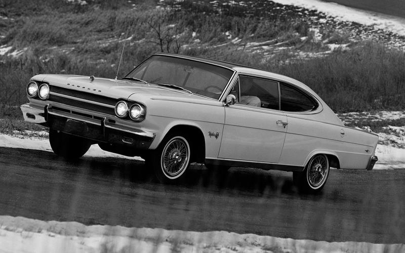 Rambler's hesitant quest for horsepower (1965)
