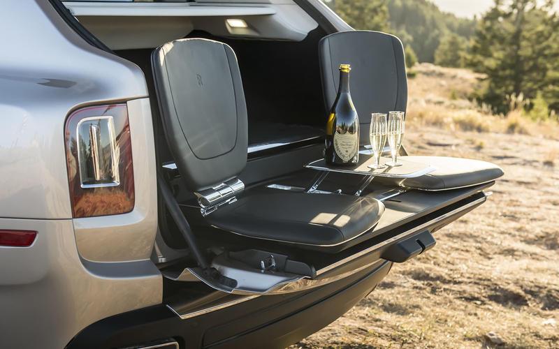 Rolls-Royce Cullinan (from £300,000)