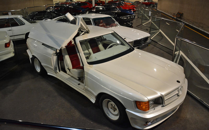 Mercedes-Benz 500SEC by Styling Garage