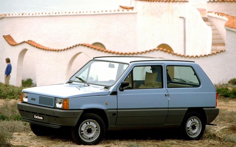Fiat Panda (1980-2003) – 23 YEARS