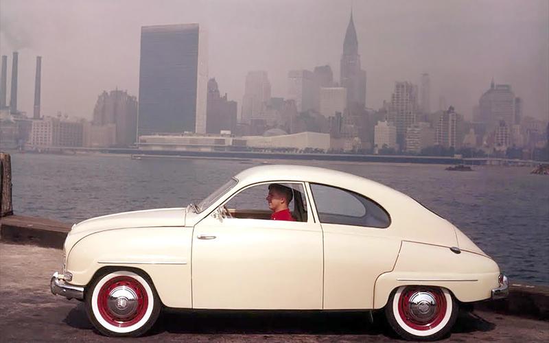 Saab in America
