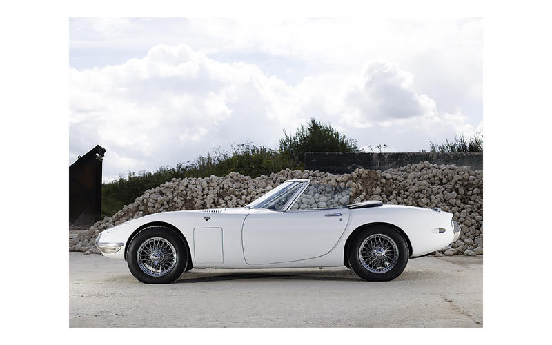 Toyota 2000GT Convertible (You Only Live Twice, 1967)
