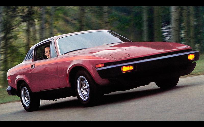 Triumph: TR7 (1981)