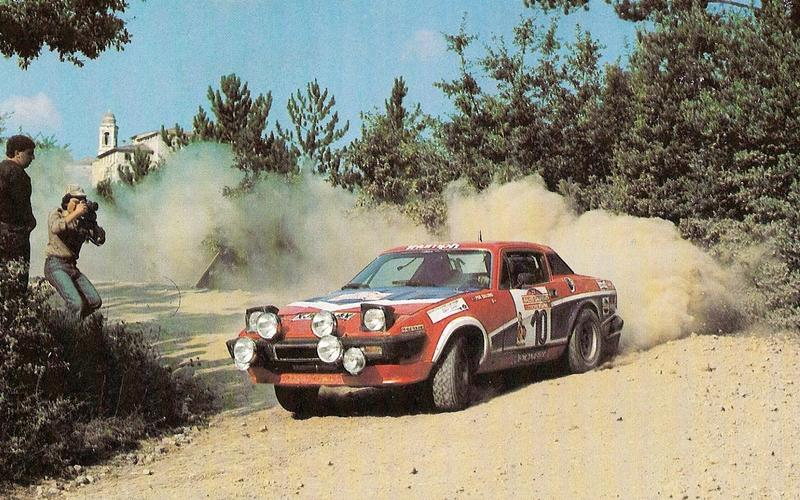 Worlds Most Unlikely Rally Cars Autocar