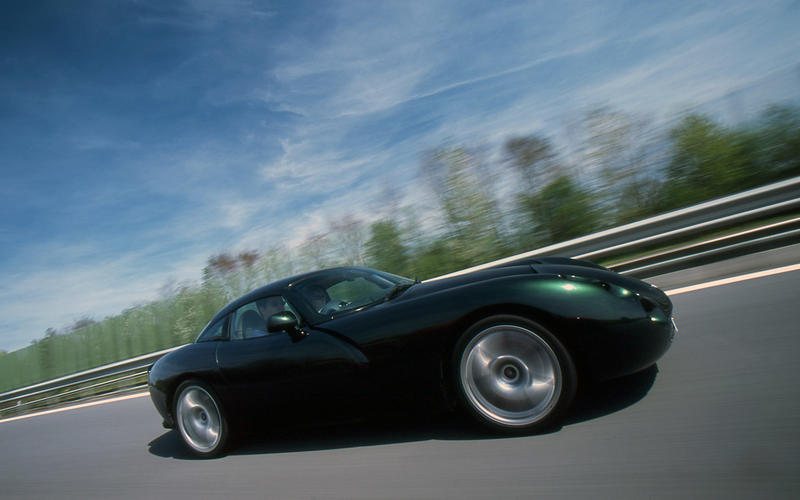 TVR TUSCAN SPEED SIX 1999-2006