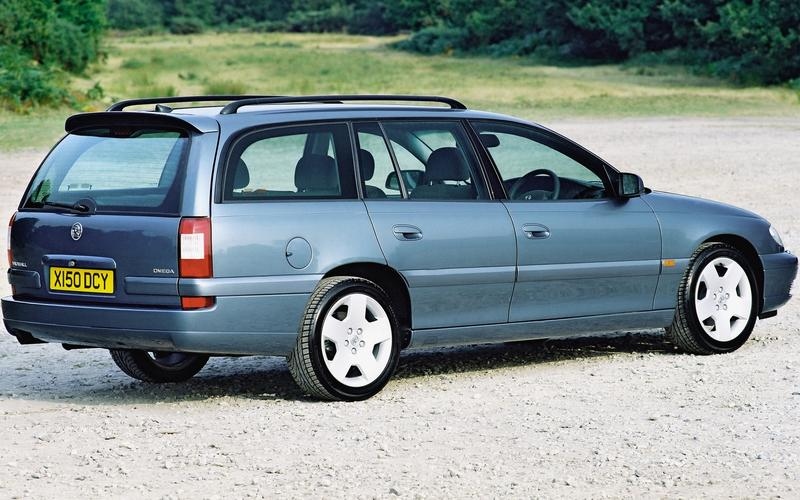 Vauxhall Omega from £550