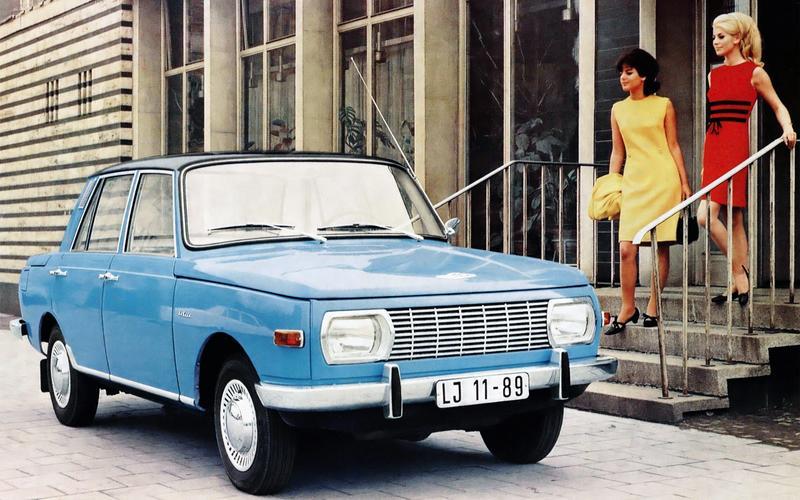 Wartburg 353 (1966)
