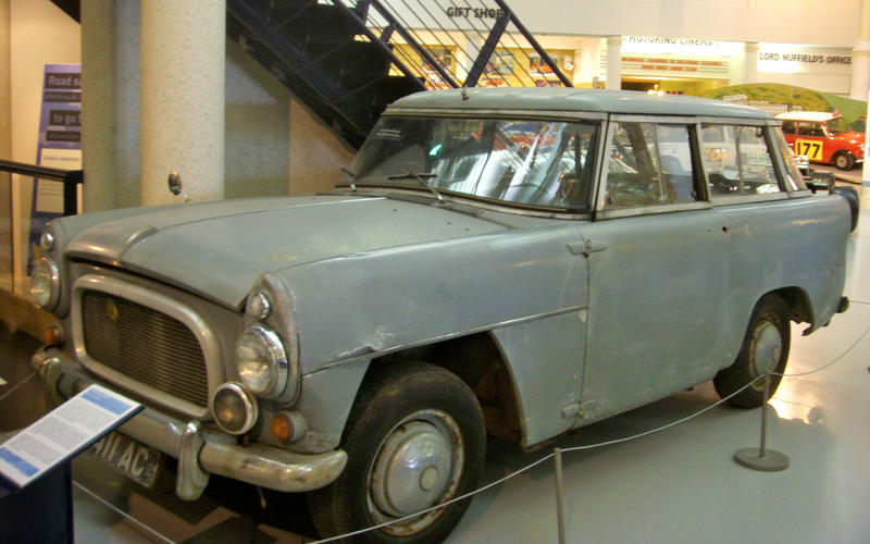 Road Rover Series II (1958)
