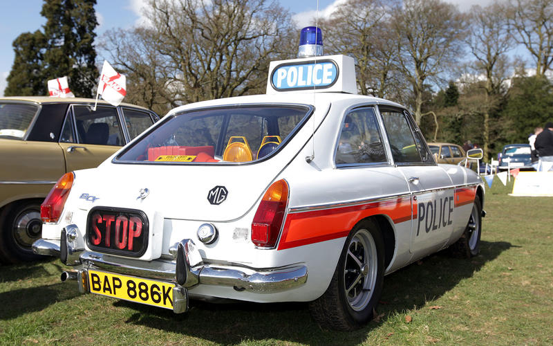 World's most interesting police cars – 2019 edition | Autocar