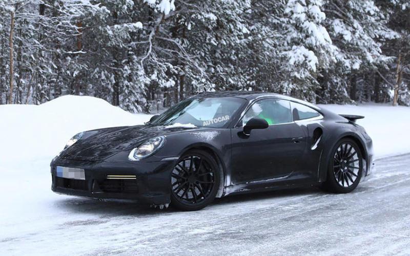 Porsche 992 (2018)