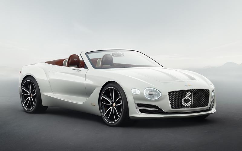 Bentley EXP 12 Speed 6E (2017)