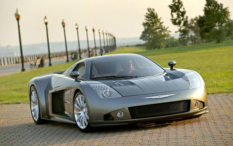 Chrysler ME412 (2004)