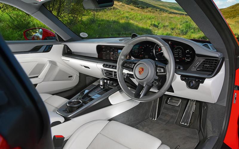 4: Porsche 911