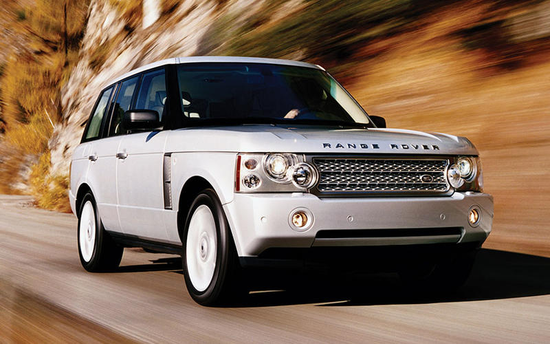 Range Rover V8 supercharged (2005)