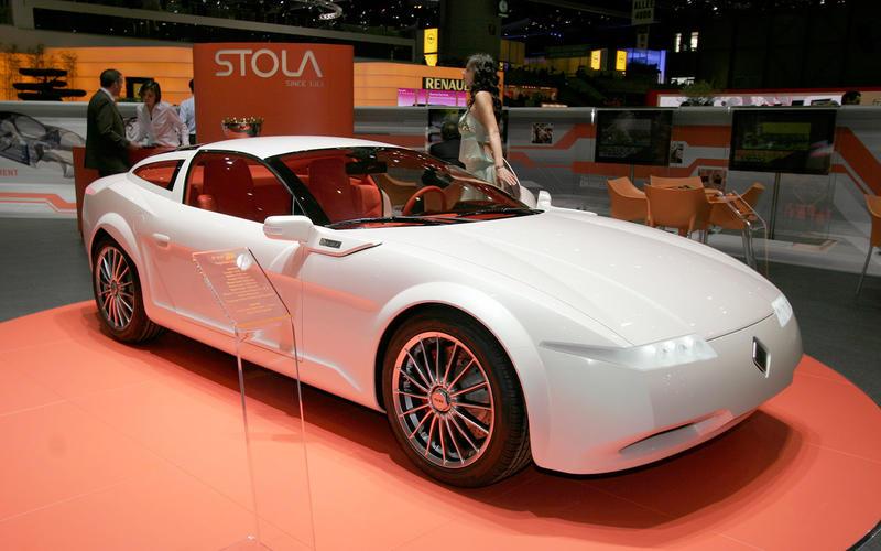 Stola S86 Diamante (2005)