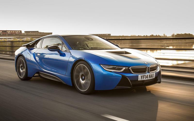 51. 2014 BMW i8