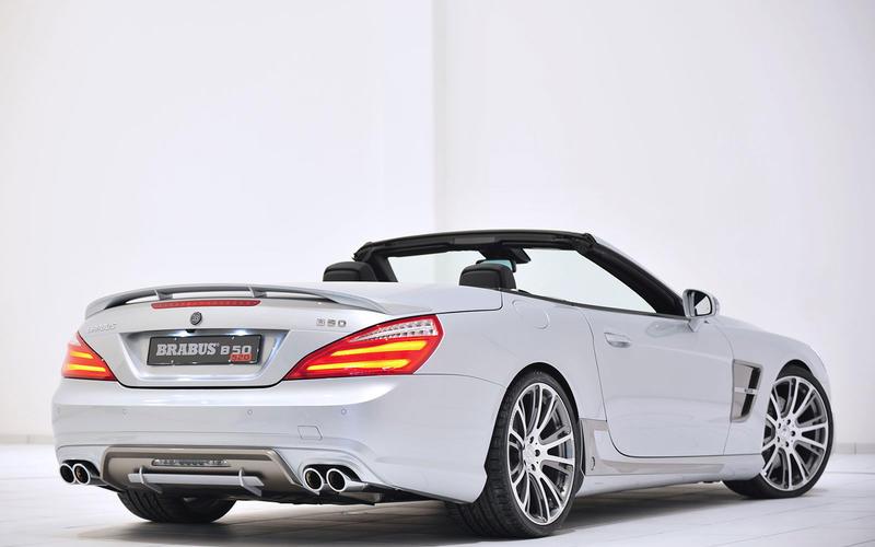An 800bhp SL