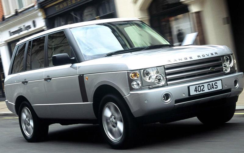 46 2002 Range Rover