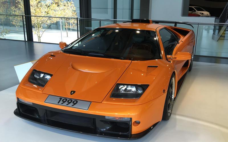 Lamborghini Diablo GT (1999)