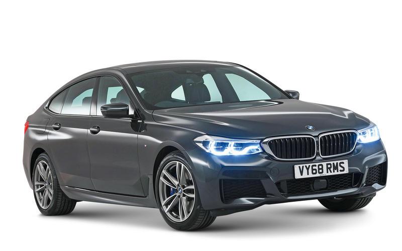 BEST BUY - £40,000-£60,000 - BMW 6 Series Gran Turismo 630d SE