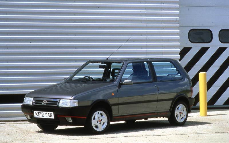 Fiat – Uno, 1983- 1994: 6.2 million