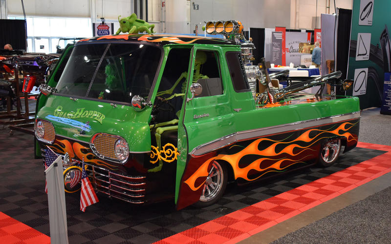 Ford Econoline 'The Grasshopper' (1965)