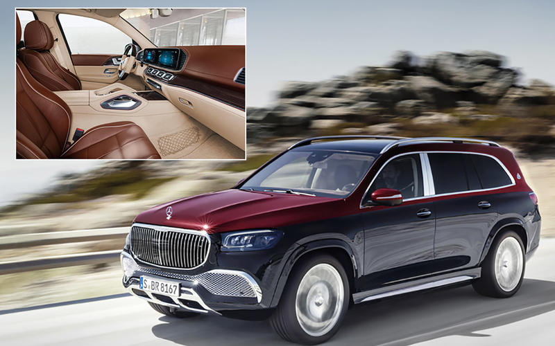 LATE 2020: Mercedes-Maybach GLS 600