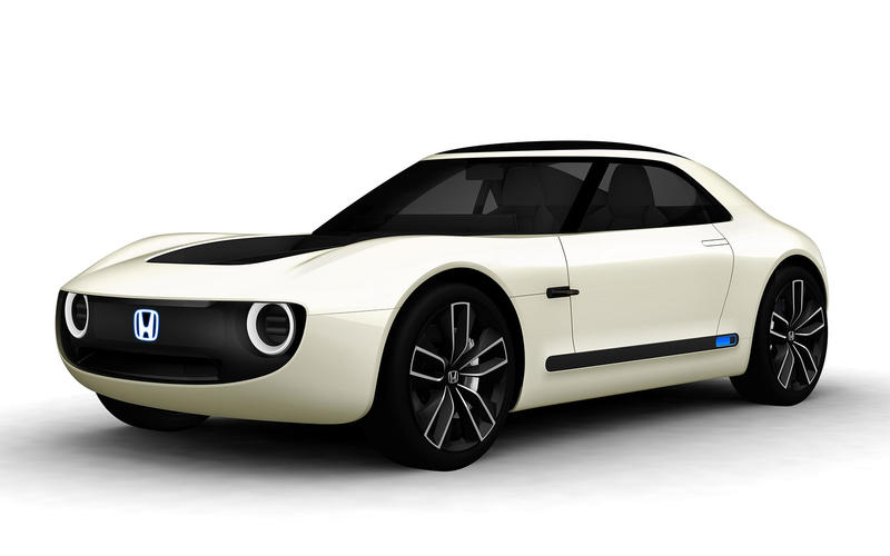 Honda Sports EV concept (2017)