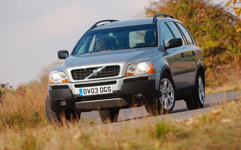 Volvo: XC90