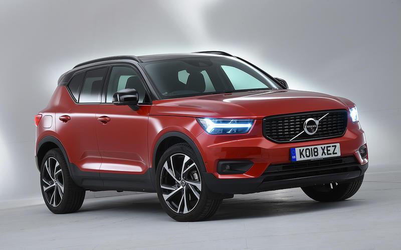 2018: Volvo XC40