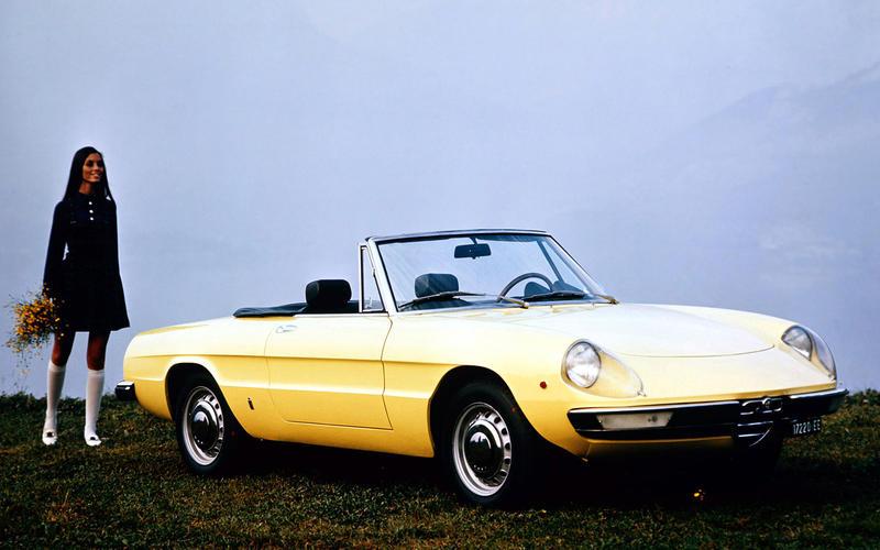 VVT: Alfa Romeo Spider (1980)